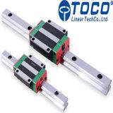 Guía linear Trs30 para la cortadora
