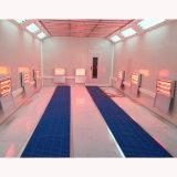 Экономия энергии электрического отопления краски в сушильной камере