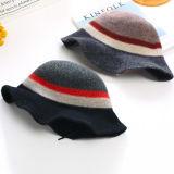 Casquillo caliente del invierno del sombrero del compartimiento de las lanas de la venta