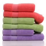 高品質の昇進のホテル/ホーム100%年の綿の浴室/表面/手/ビーチタオル