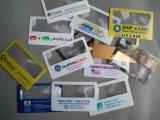 フレネルレンズの拡大鏡とクレジットカードHw802プラスチックPVC適用範囲が広いビジネス