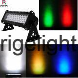 RGBW 또는 백색 40X3w LED 반점 단계 빛 LED 벽 세탁기 빛