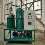 Olio residuo a filtro che ricicla, purificatore di olio utilizzato della turbina, filtro dell'olio del motociclo della macchina di pulizia dell'olio di lubrificante