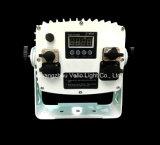 Vello LED RGB 방수 야외 무대 Parcan 빛 (LED 땅 레이다 18)