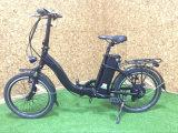 Classic bicicleta eléctrica plegable de 20 pulg.