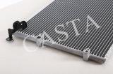 Condensatore di alluminio automatico per Toyota Camry'01 (88460-06070)