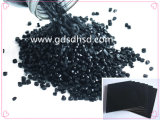 Granelli di plastica di Masterbatch di colore nero per comportamento ed il tubo