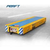 Guiado de baja tensión de manipulación de la rampa remolque cama baja carro transferencia
