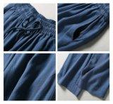 Calças de linho, Veste roupa, Prensa para Calças de malha, roupa de cama de algodão macio, tecidos