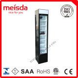 Visualização vertical frigorífico