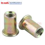 10mm insérer l'écrou rivet aveugle