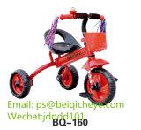 Трицикл с бутылкой, трицикл малышей несущей младенца стальной рамки для малышей
