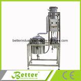 Evaporatore della strumentazione di distillazione dell'olio essenziale
