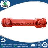 Asta cilindrica di cardano di SWC490bh per macchinario industriale
