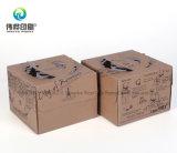 Drucken-Packpapier-verpackentortenschachtel
