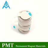 N50 D8X3 de Magneet van het Neodymium van de Schijf met Magnetisch Materiaal NdFeB