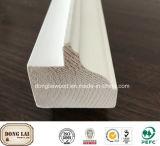 Modanatura di legno piano di ricambio del ODM e dell'OEM