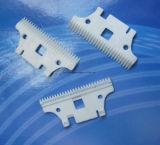 Qualitätweißer Zirconia-Keramik-Schaufel-Scherblock für das Rasieren
