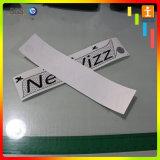 Étiquette en verre auto-adhésive de vinyle annonçant le collant