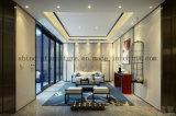 カスタムモーテル6の現代ホテルの家具の寝室セット