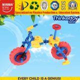 Giocattolo educativo della bicicletta della particella elementare per i bambini 3+