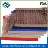 Cinghia della maglia del Teflon per la macchina di rivestimento UV
