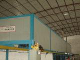 Ligne d'enduit électrostatique automatique de poudre de jet pour le matériel