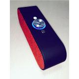 상한 옥외 FM 형식 휴대용 소형 직물 Bluetooth 무선 두 배 경적 스피커