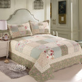 Настраиваемые Prewashed прочного удобные кровати стеганая 3-х покрывалами Coverlet Задать стиль в сельских районах