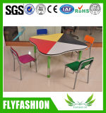 El Kindergarten Furniturehigh escritorio infantil de alta calidad (kF-53)