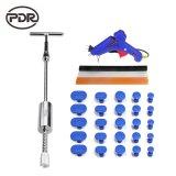 Le PDR d'outils Outils d'automobiles voiture Dent Repair Tool Kit de réparation de carrosserie Extracteur d'un marteau à coulisse Pistolet à colle adhésif Tige de colle