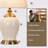 Lampade di ceramica economizzarici d'energia della Tabella di stile antico per la decorazione domestica