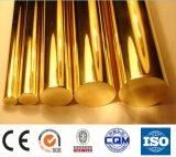 Runder flacher Messingstab C36000 für Indusitrial Gebrauch