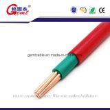 0.5mm2 - cavo di rame ignifugo del conduttore solido del cavo di memoria di 6mm2 BVV BV Conductore singolo