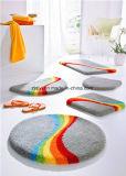 機械洗濯できるポリエステル現代多彩なカーペット