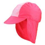 La falda promozionale di protezione UV 50+ del cotone del poliestere 35% di 65% scherza la protezione