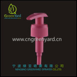 Heißer Verkaufs-pumpt Plastiklotion-Pumpen-Shampoo 28/410 für Seife