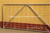 직류 전기를 통한 1170 mm 높은 직류 전기를 통한 철사 농장 문 (XMR14)