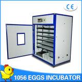 Hhd Incubadora de ovos de galinha Comercial Automática para venda (YZITE-10)