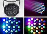 36X3w het Licht van de Gebeurtenis van de Disco van RGB LEIDENE PARI van het Stadium