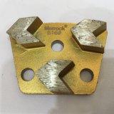Ботинок диаманта лезвия металла меля меля для бетона