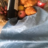 Tessuto da arredamento lavorato a maglia filo di ordito del velluto per lo Slipcover della presidenza