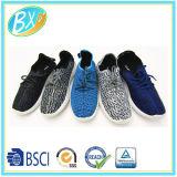 Chaussures de confort de loisirs ; Chaussures de Flyknit ; Chaussures de toile pour Madame et des hommes