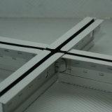 Het Frame van het plafond/Vlakke t-Staaf/het Opgeschorte t-Net van het Plafond