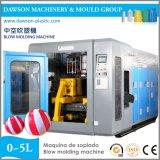 Machine automatique de soufflage de corps creux d'extrusion de bille en plastique de HDPE