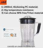 3HP à usage intense Blender Commercial de 2200 W haute puissance