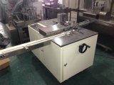 Machine à emballer de papier de chemise de gomme à effacer avec la ligne de production à la machine de surenveloppement de cellophane