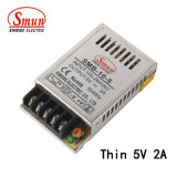 SMB Smun-10-5 10W 5VCC 2A ultra mince Alimentation AC-DC
