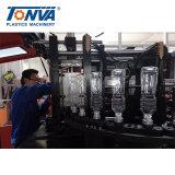 До 2000 мл пластмассовых ПЭТ бутылки косметического слоя автоматического принятия решений для выдувания машины