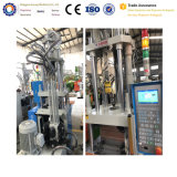 Macchina di plastica verticale idraulica dello stampaggio ad iniezione del magazzino